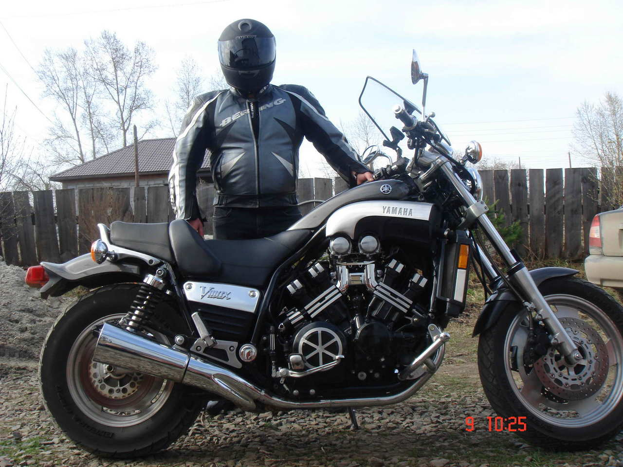 2001 Yamaha Vmax1200 Pics, 1.2 For Sale