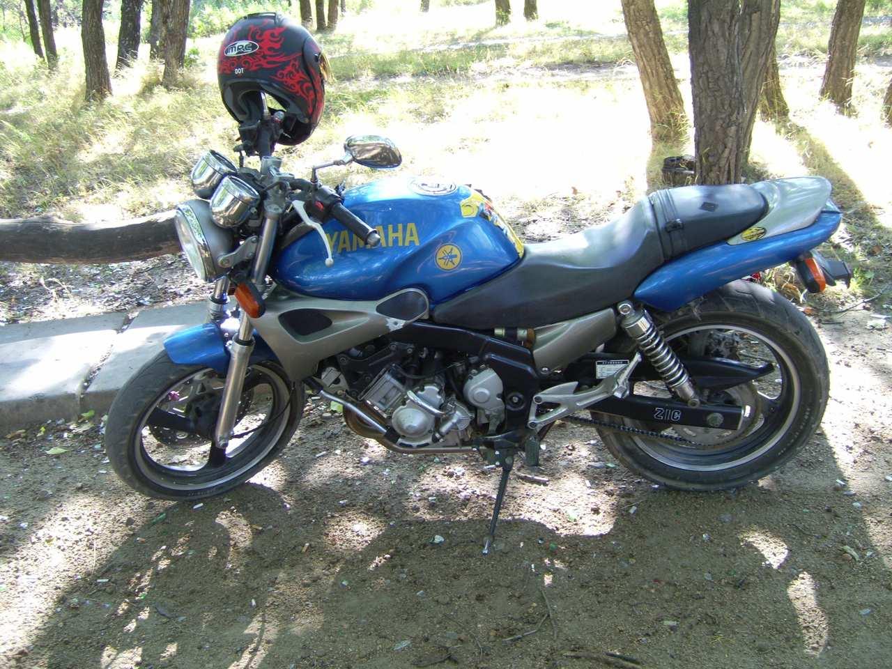 Yamaha Zeal Cc