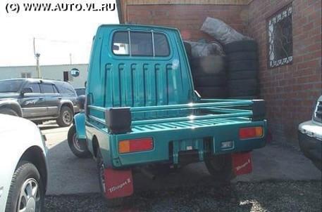 What necessary Daihatsu midget wheelbase