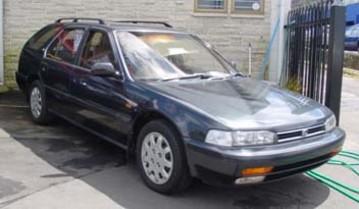 1992 Honda Accord Wagon Picture