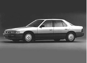 1985 Honda Legend