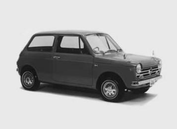 1966 honda n360 picture