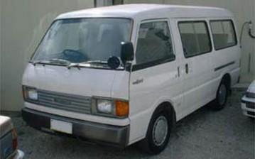 1993 Mazda Bongo Brawny Picture