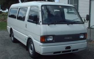 1990 Mazda Bongo Brawny Picture