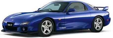 1999 Mazda       RX7    Picture