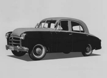 1950 Nissan Ohta Picture