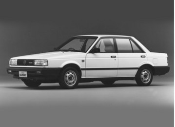 Nissan on Car Directory   Nissan   Sunny   1985   Sunny Pictures