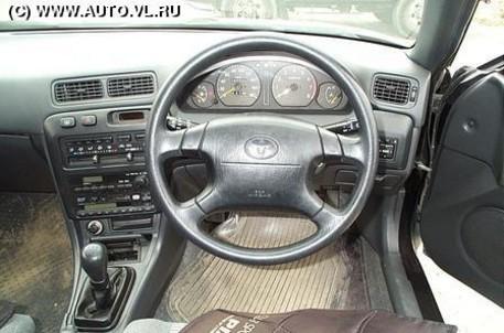 1996 Toyota Corolla Levin Picture