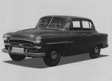 Toyota on Directory Toyota Crown 1955 Crown Pictures 1955 Toyota Crown Picture