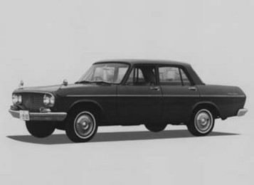 1962 Toyota Crown