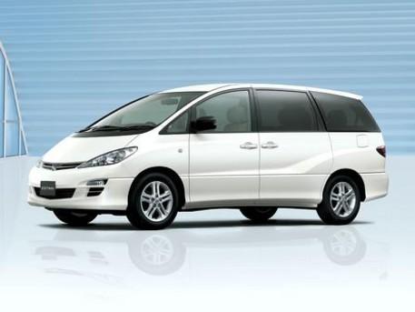 2000 Toyota Estima Picture