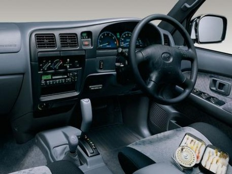 2001 Toyota Hilux Pick Up