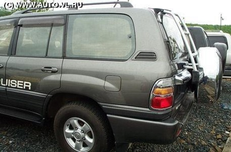 Toyota land cruiser pris