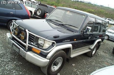 1992 Toyota Land Cruiser Prado