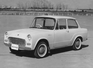 1961 Toyota Publica Picture