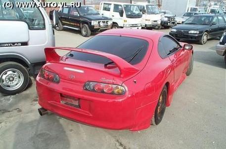 2001 Toyota Supra Picture