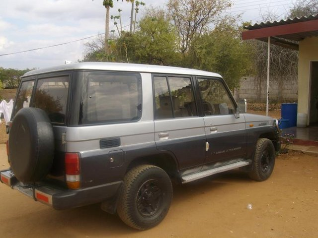 diesel pump and super charger / 1991 Toyota LAND Cruiser