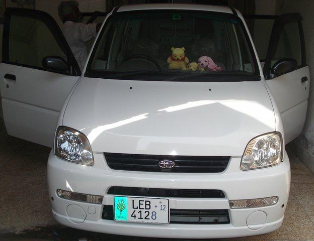 2007 Subaru Pleo Pakistan Solving Car Problems A C