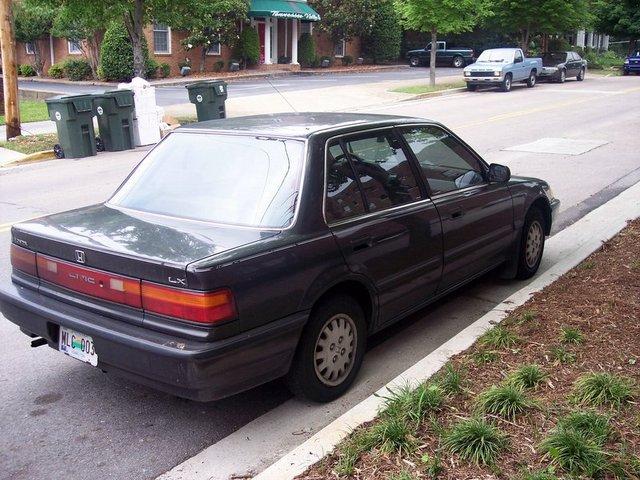 1991 honda civic lx value