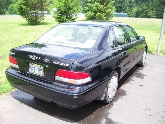 1997 toyota avalon xl 1997 toyota avalon review. Black Bedroom Furniture Sets. Home Design Ideas
