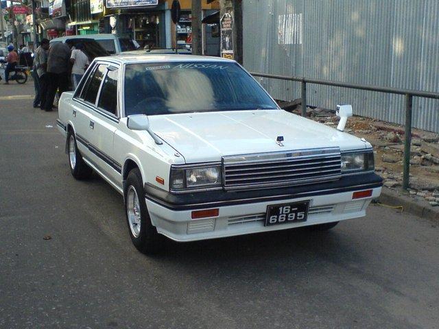 Nissan laurel 1986 nissan laurel spirit review