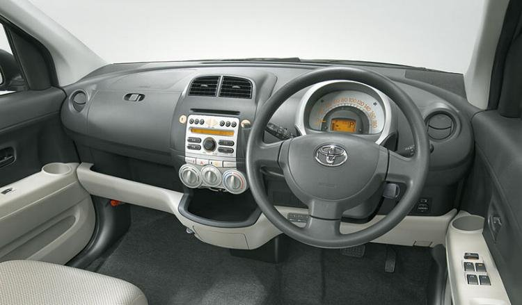 Photo Toyota Passo
